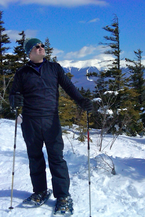 Skiing & snowshoeing at Bretton Woods!
